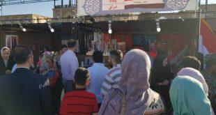 """برعاية الطلبة العراقيين ..افتتاح """"غرفة العراق"""""""
