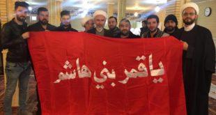 ممثلية الدائرة الثقافية في محافظة تبريز تستقبل وفد العتبتين الحسينية و العباسية المقدستين