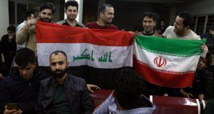 كاميرا الطلبة العراقيين في جامعة فردوسي توثق مدى التلاحم و الترابط بين الطلبة العراقيين و الايرانيين