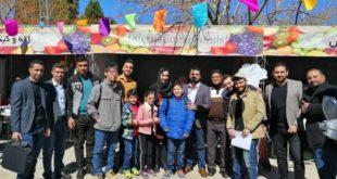 مشاركة فاعلة للطلبة العراقيين في مهرجان الغذاء الدولي