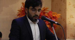 رئيس تجمع الجامعيين العراقيين في ايران السيد مصطفى الخطيب المحترم